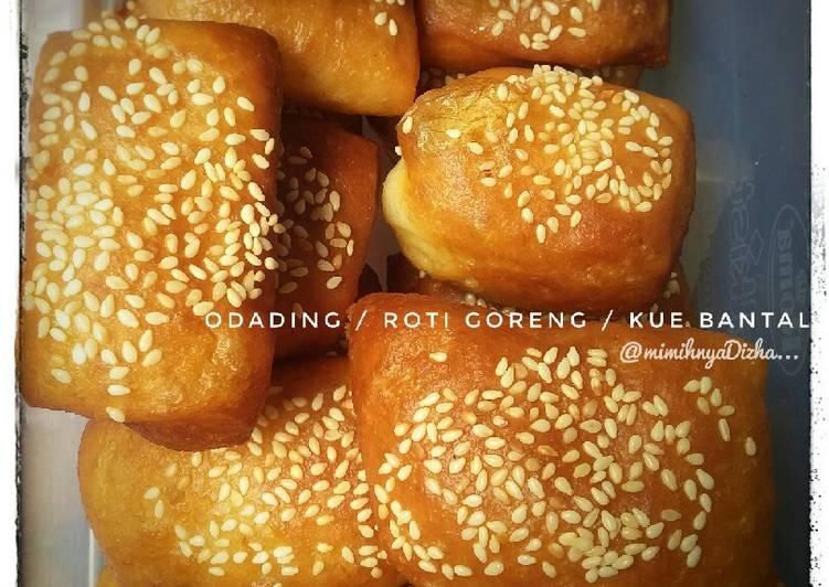 Odading/Roti Goreng/Kue Bantal (no mixer)
