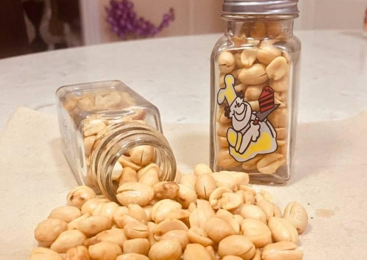 Kacang bawang renyah gurih