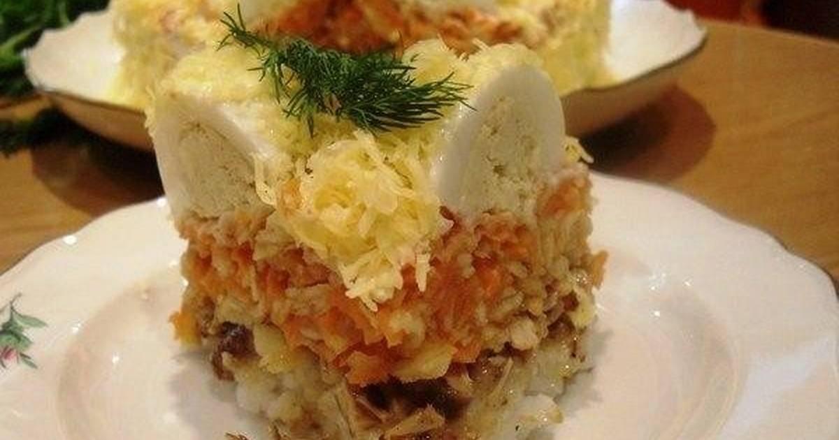 нашей страны салат снежные сугробы рецепт с фото заменой напильника является