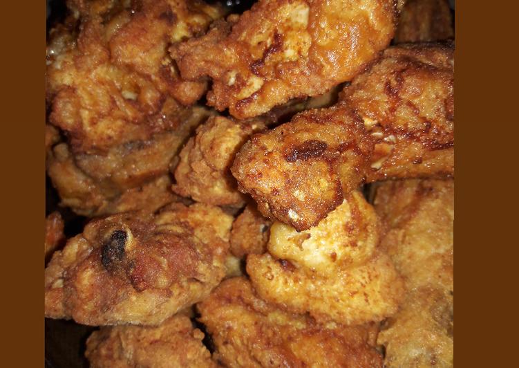 Ayam Goreng Sedap dan Rangup - velavinkabakery.com