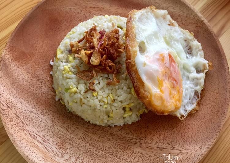 Nasi Goreng Telur / Egg Fried Rice