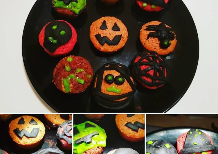 Muffins skifidol di Halloween!