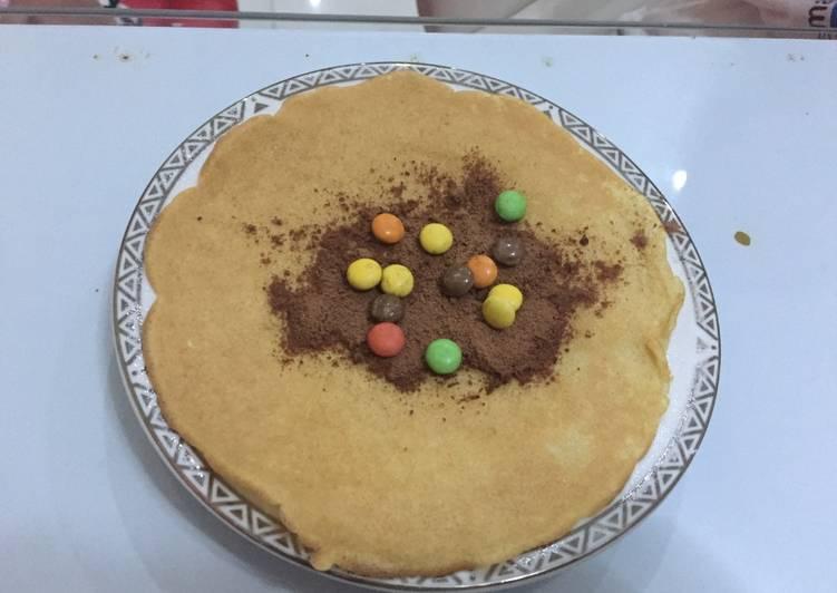 Resep Pancake teflon Paling Enak