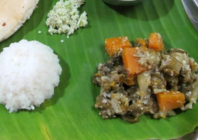 Recipe: Appetizing Rushichi Bhaji ~ Rishi Panchami Sabji