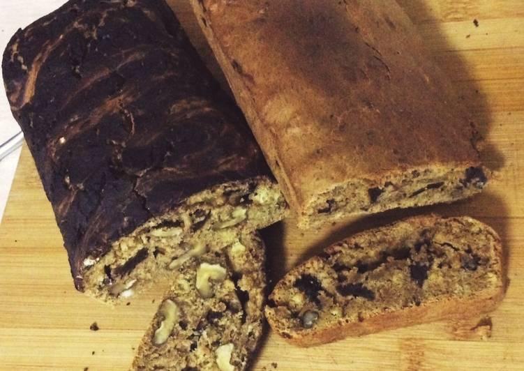 Allspice infused banana bread