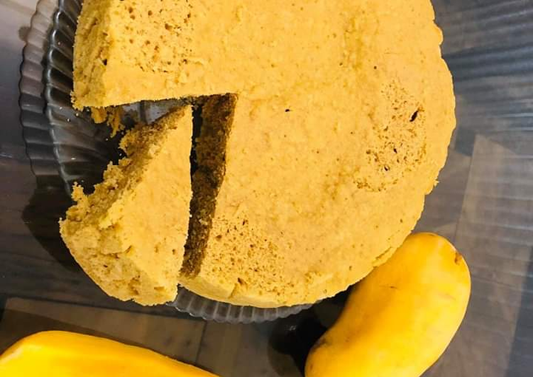 Step-by-Step Guide to Make Perfect Mango Sponge Cake