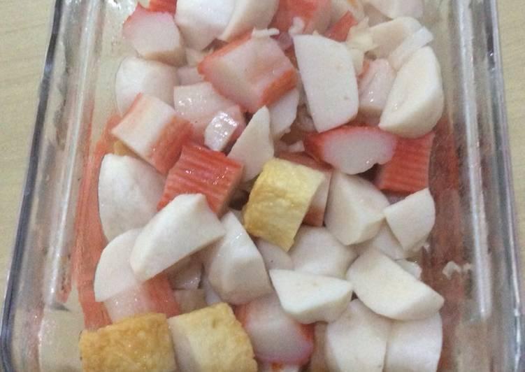 Resep Tumis Frozen Seafood Tantanganakhirtahun Masakditahunbaru