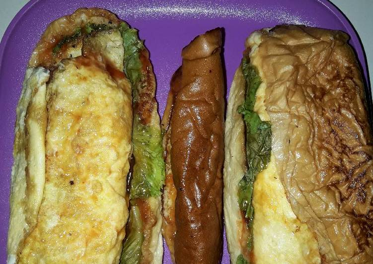 Hot dog homemade