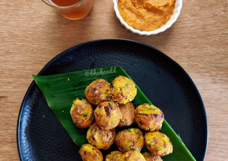 Simple Way to Make Favorite Chana dal appe