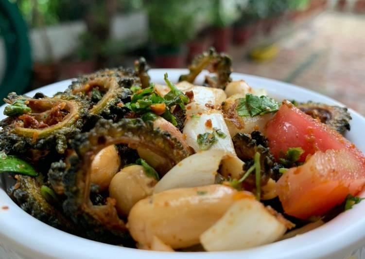 The Best Dinner Ideas Blends Karela/ Bitter Gourd Salad