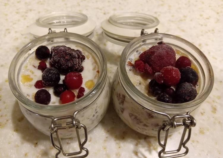 Granola Pudding