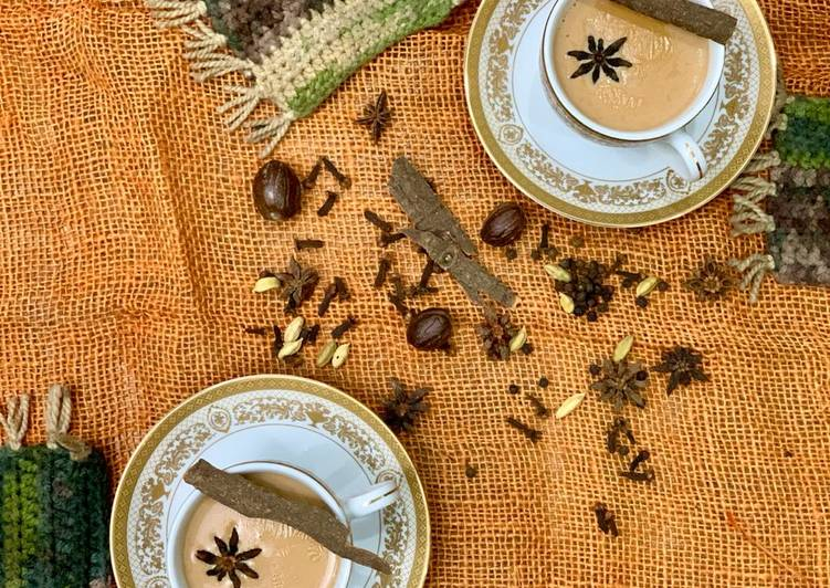 Step-by-Step Guide to Make Award-winning Masala chaii
