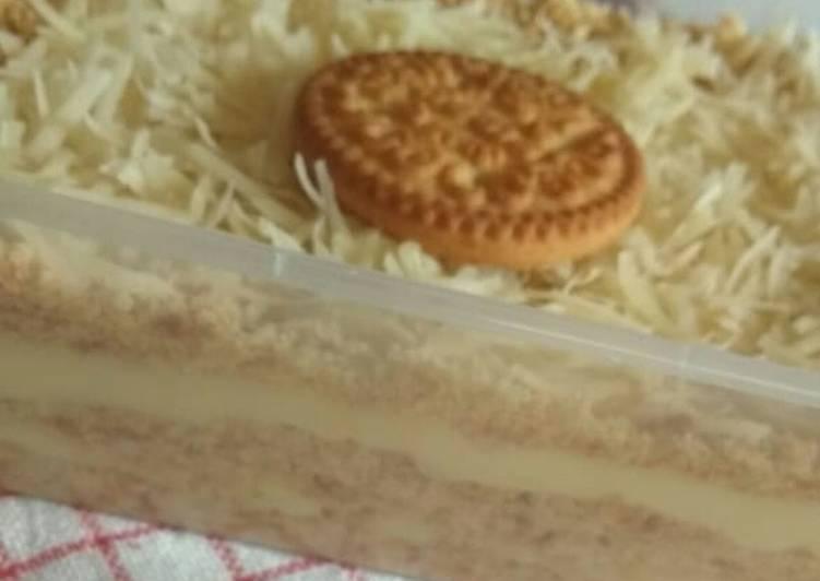 Bagaimana Menyiapkan Roma Kelapa Cheese Cake Squash Delight Anti Gagal