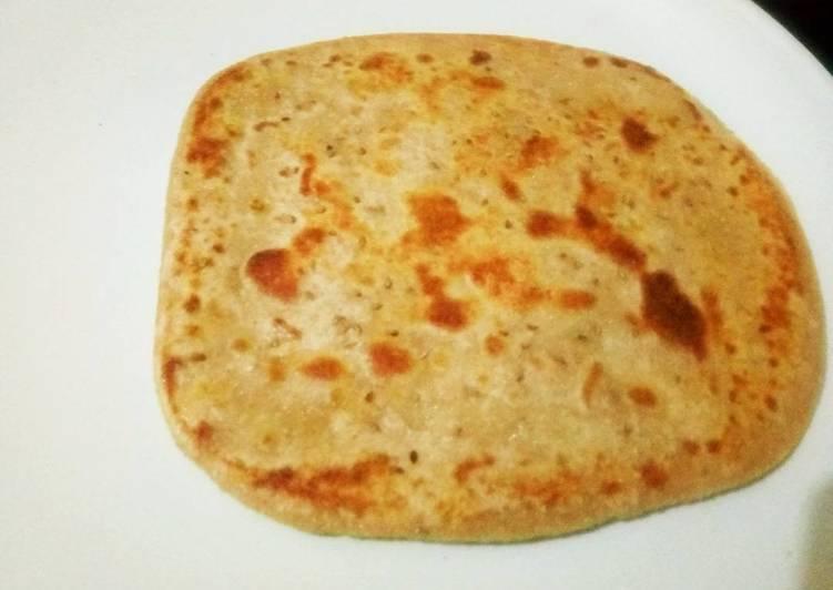 Recipe of Award-winning Salty Ajwain paratha