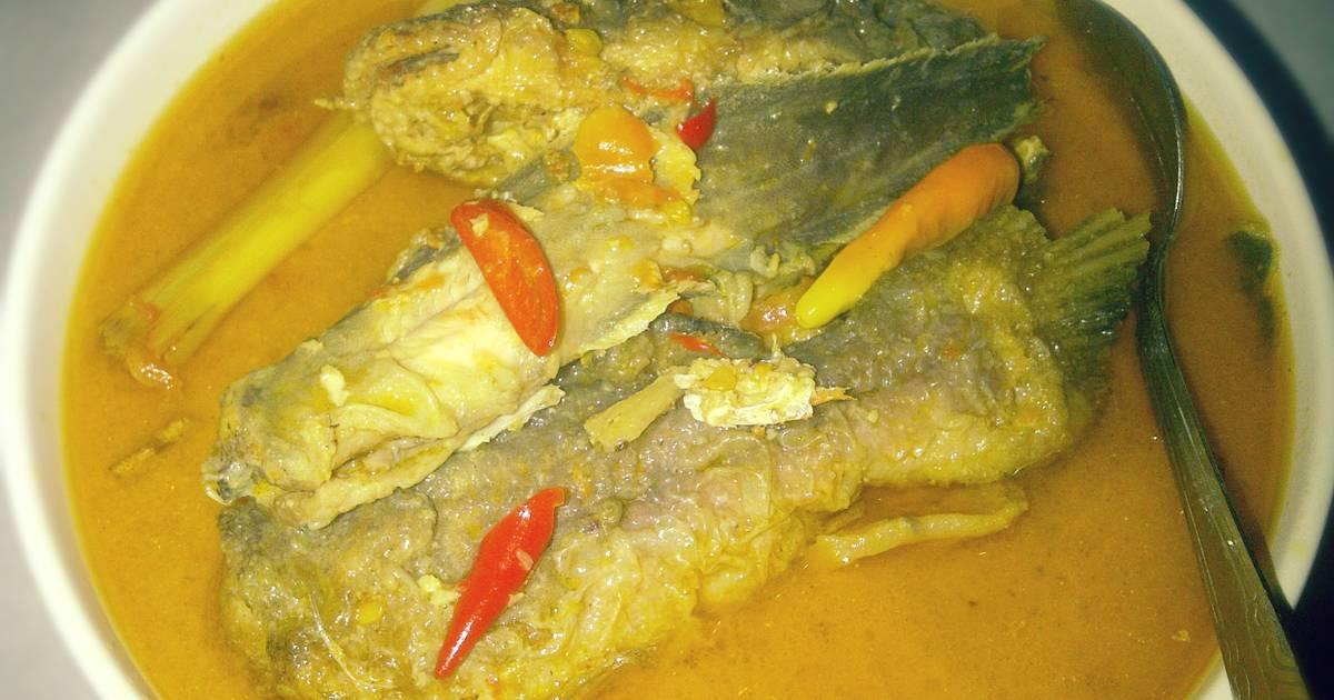 Resep Ikan Kuah Santan Pedas Oleh Bunda Neni Mujianti Cookpad