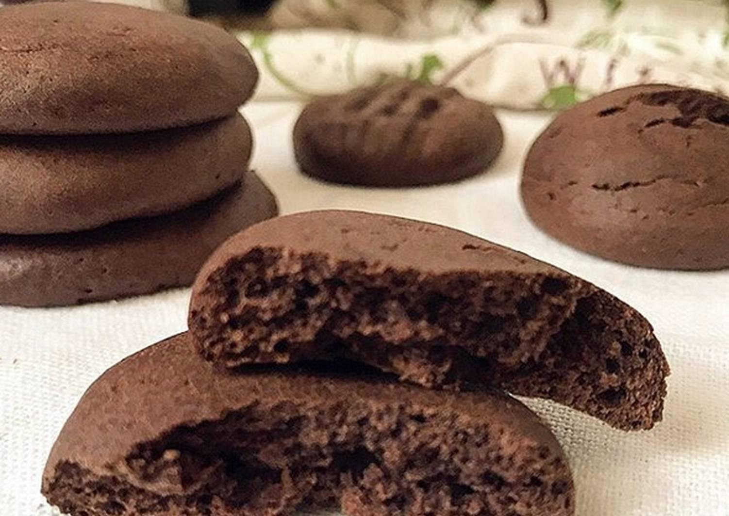 фото рецепт печенья шоколадного только антуражем, многие