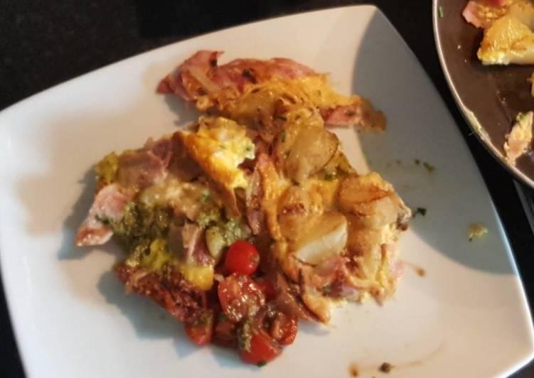 Flavour burst Spanish Tortilla