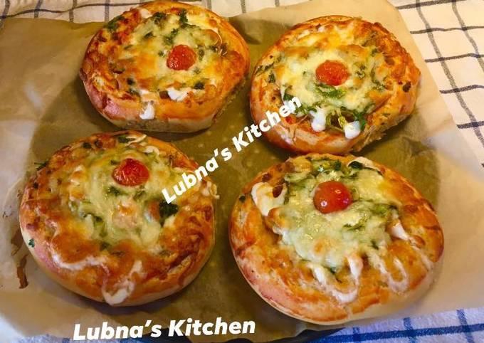 Easiest Way to Prepare Speedy Pizza buns