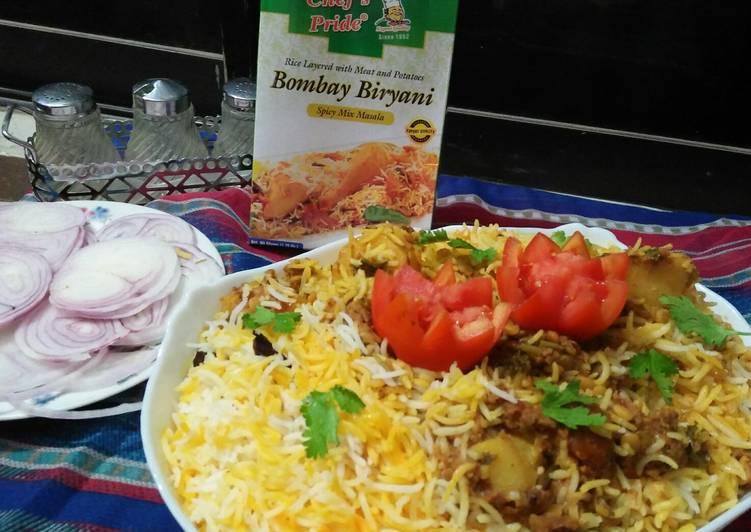 How to Prepare Favorite Qeema biryani (ikhandia)