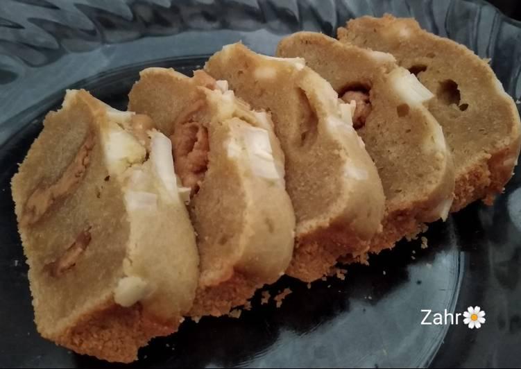 Almond Cake Panggang