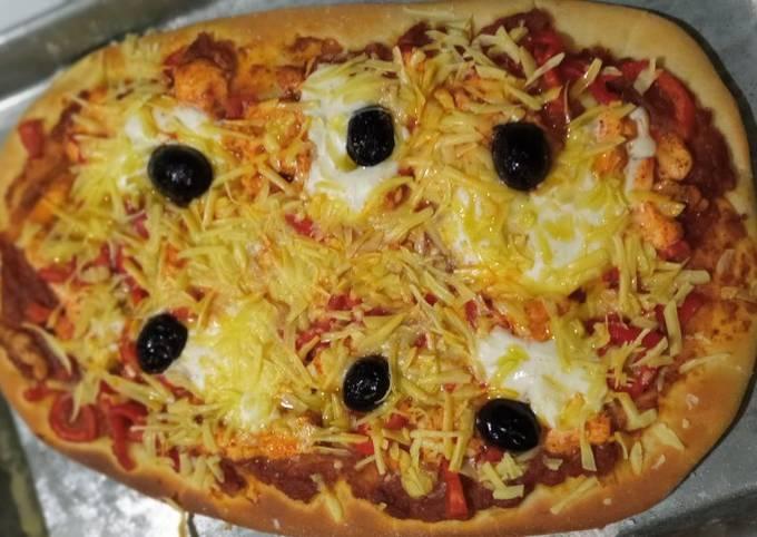 Pizza américain