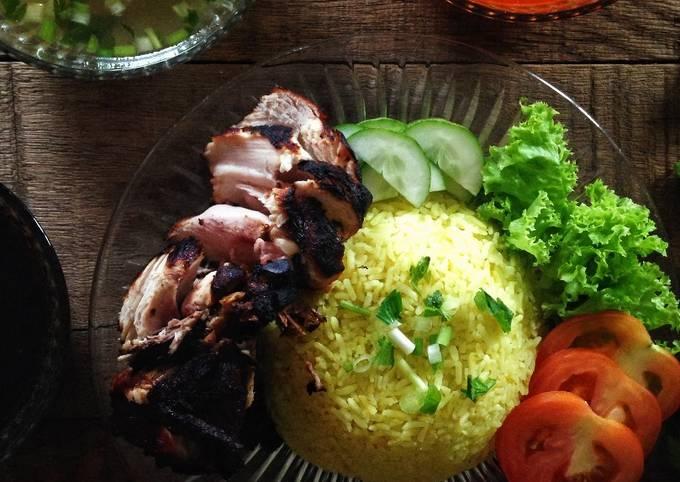 Nasi Ayam Shikin Saerah
