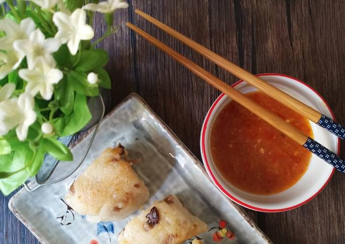 Kue Lobak (Lo Bak Guo)