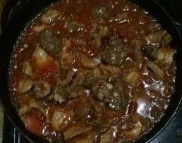Daging sapi saos tiram#festival resep asia#jepang#daging sapi