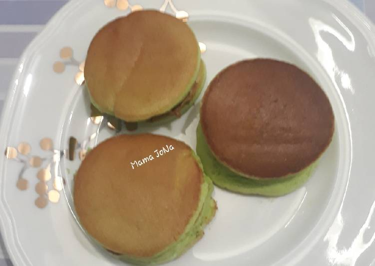Resep Japanese fluffy pancake Bikin Laper