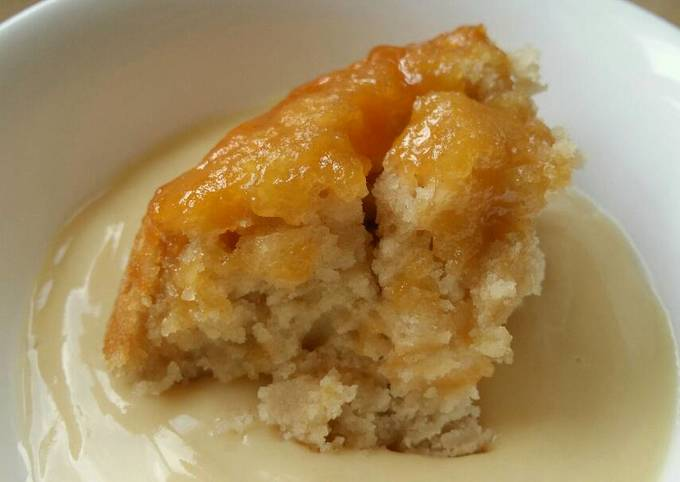 Vickys Sticky Toffee Pudding, GF DF EF SF NF Recipe by