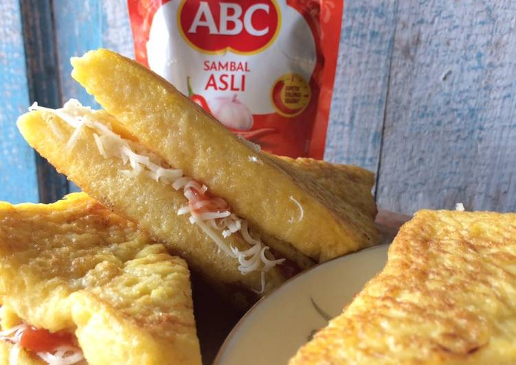 Sandwich Cheese Egg Simple #22