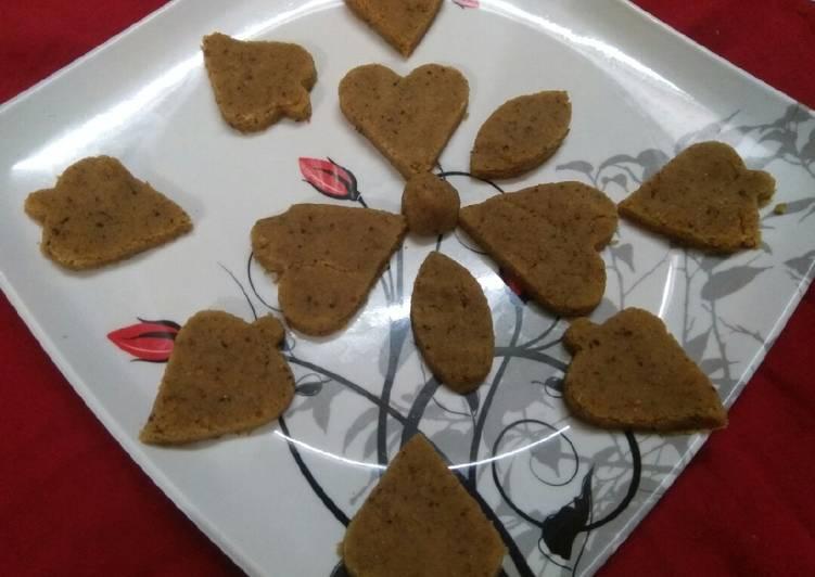 30 Minute How to Make Vegan Jaggery Cookies