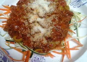 How to Make Delicious Confetti spaghetti