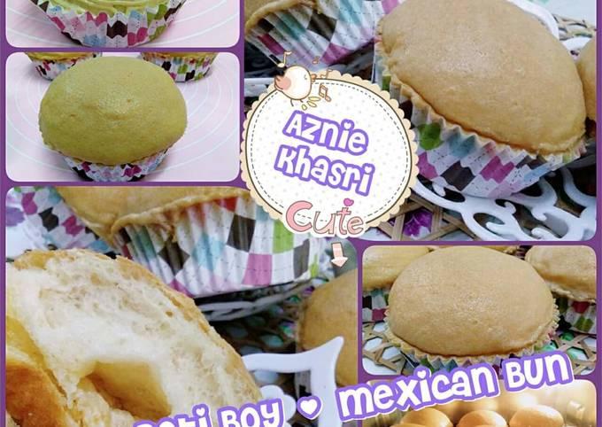 🍞RotiBoy@Mexican Bun🍞