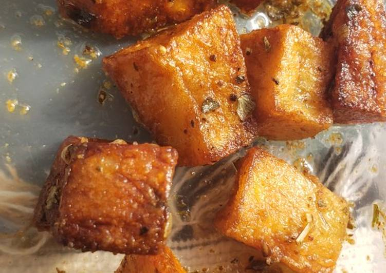 Steps to Prepare Quick Deep Fried Potatoes / Hash Browns