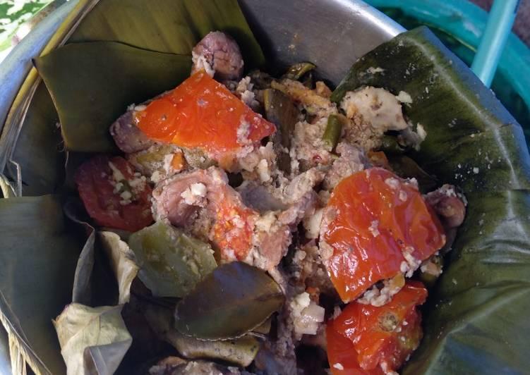 Tutorial Membuat Resep Yummy Dari Garang asem rempelo ati