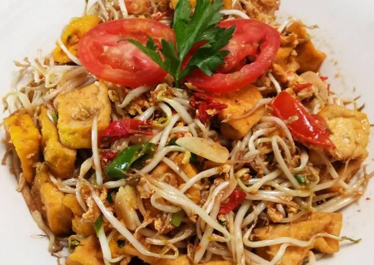 Resep Cah Toge Tahu Telur Pedas Gurih Oleh Miss Imas Cookpad