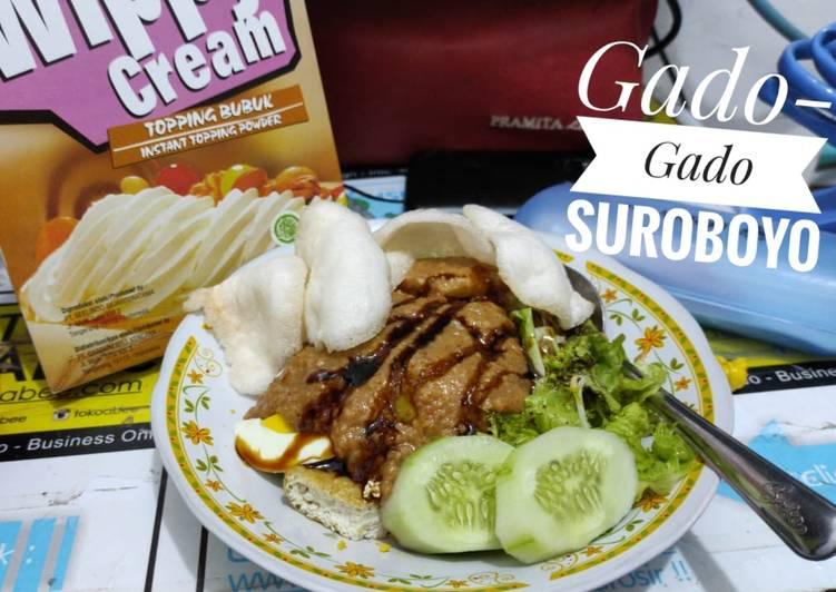 Gado-Gado Surabaya