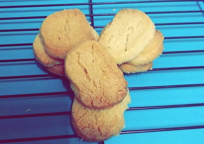 Easiest Way to Make Appetizing 3 Ingredients Sugar Cookies