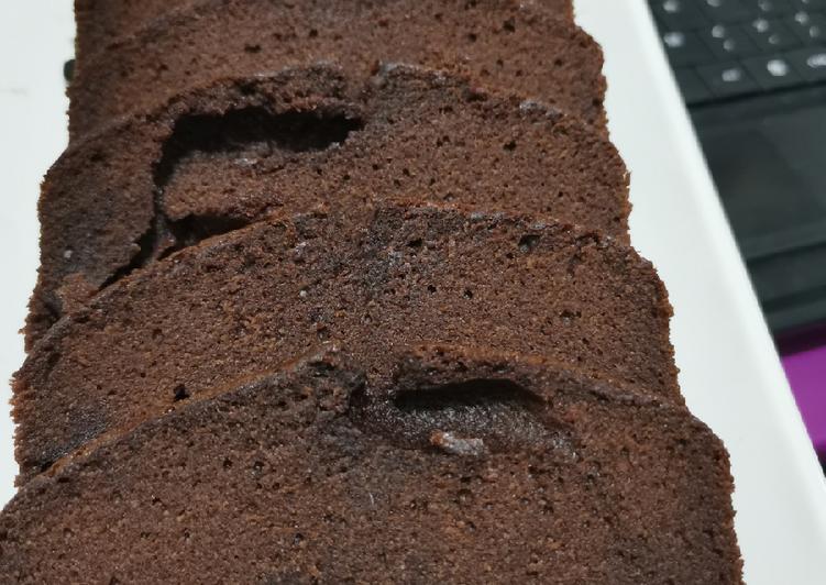 Bolu Coklat Nutrijell
