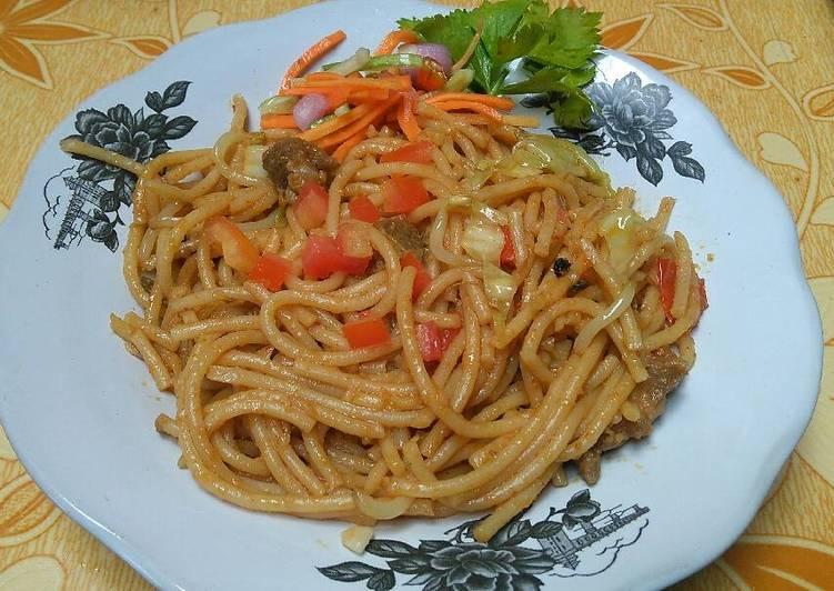 Mi Aceh simpel lezat