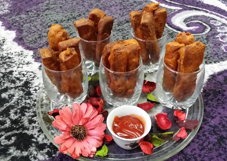 Simple Way to Make Perfect Fried Bread Sticks