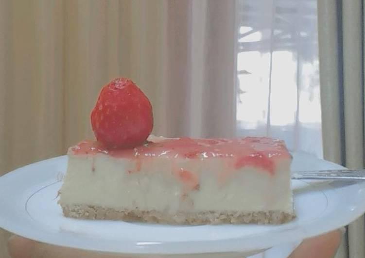 Cheesecake no bake