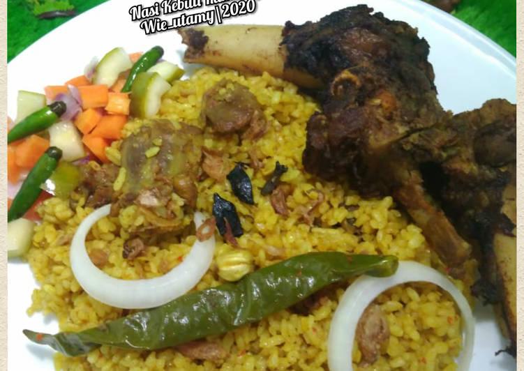 Nasi Kebuli Kambing Recook mba @Susi Agung - cookandrecipe.com