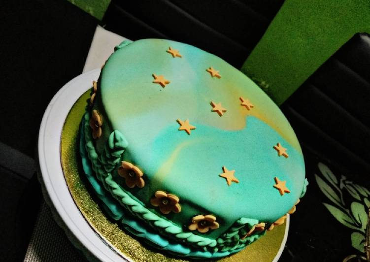 Rich carrot cake #weeklyjikonichallenge