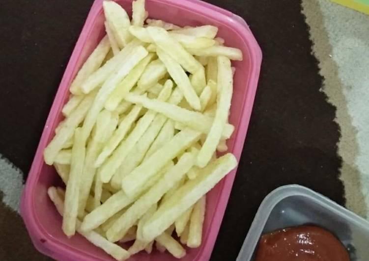French Fries / Kentang Goreng