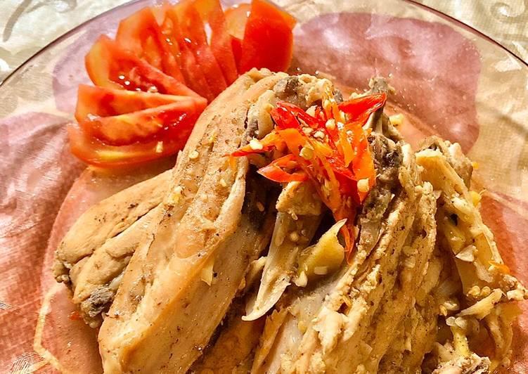 Ayam Gerem Asem Khas Banten