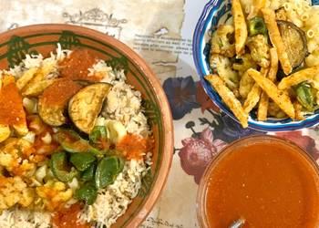 Easiest Way to Cook Tasty Khoshri Egyptian Khichri