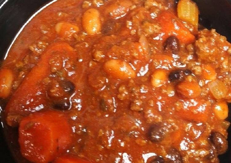Recipe: Yummy Paprika Chili Stew