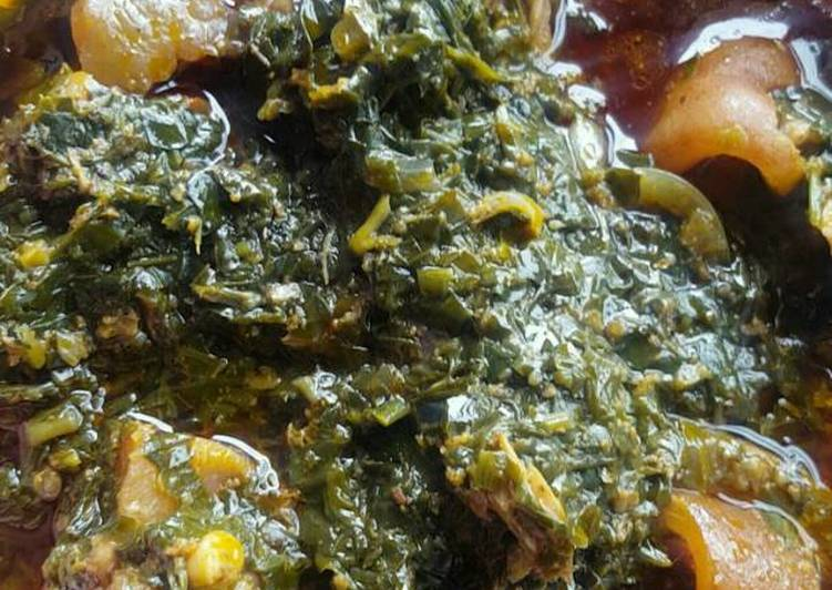 Edikaikong soup (vegetable soup), Precisely Why Are Apples So Good For Your Health